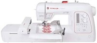 SINGER FUTURA XL EMBROIDERY & SEWING-XL-580