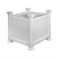 CARDIFF PATIO PLANTER BOX (NOT ASSEMBLED)