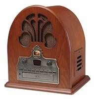 CROSLEY CATHEDRAL AM/FM RADIO