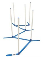 COOL RUNNERS AGILITY WEAVE POLES