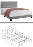 MONARCH SPECIALTIES BED SIZE LINEN QUEEN