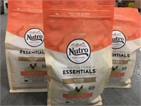 3LBS NUTRO WHOLESOME ESSENTIALS KITTEN FOOD