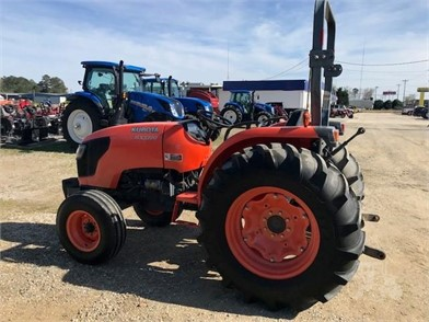 KUBOTA 40 HP To 99 HP Tractors For Sale In Sims, North