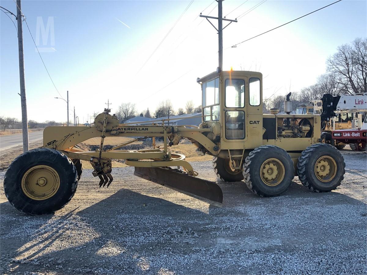 CAT 12E For Sale In Anita, Iowa
