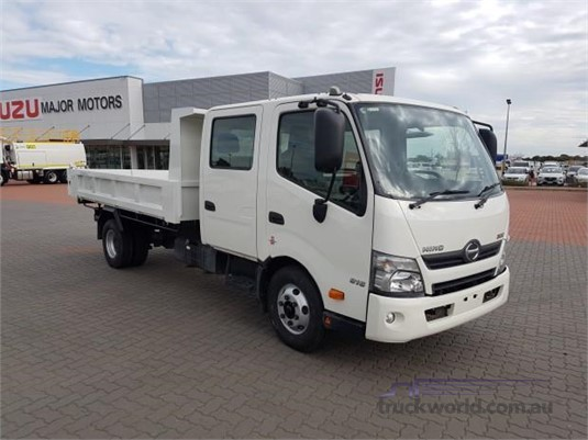 2015 Hino 300 Series 816 Crew Auto - Truckworld.com.au - Trucks for Sale