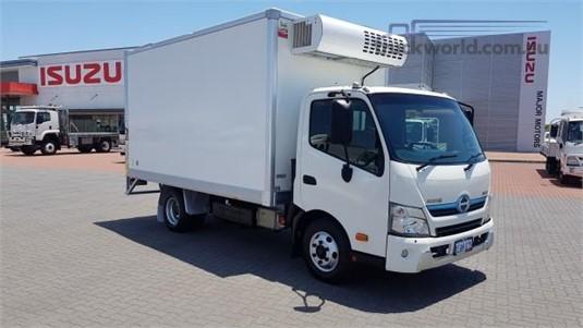 2012 Hino 300 Series 616 Hybrid - Trucks for Sale