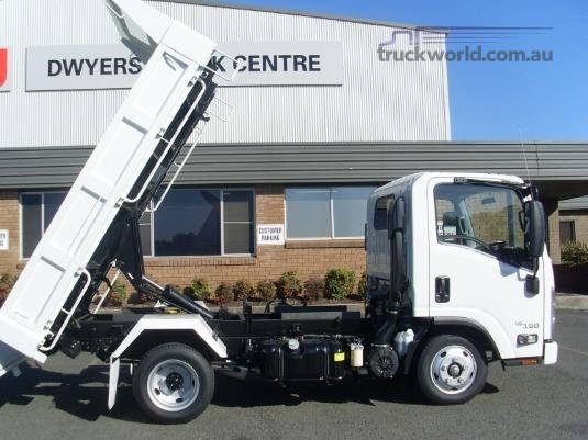 2019 Isuzu NLR 45 150 AMT - Truckworld.com.au - Trucks for Sale