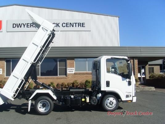 2019 Isuzu NLR 45 150 AMT Dwyers Truck Centre - Trucks for Sale