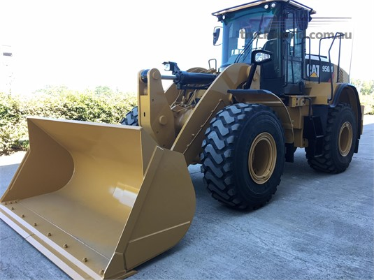2015 Caterpillar 950M Delco Equipment Pty Ltd - Heavy Machinery for Sale