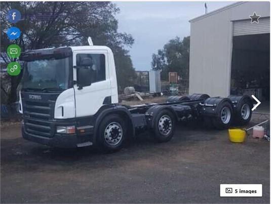 2007 Scania P310 - Truckworld.com.au - Trucks for Sale