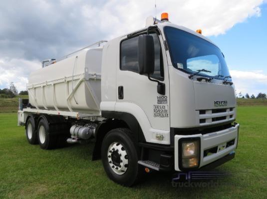 2010 Isuzu FVZ 1400 6x4|Water Body|Water Truck