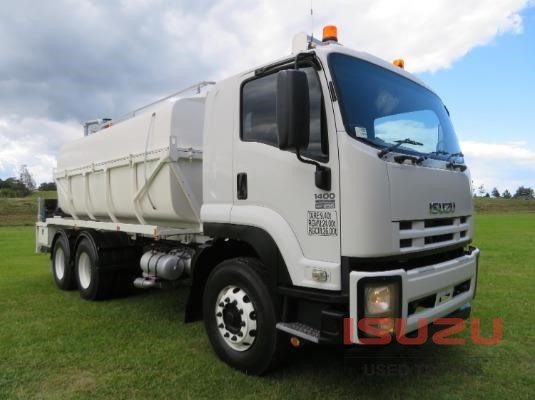 2010 Isuzu FVZ 1400 Used Isuzu Trucks - Trucks for Sale