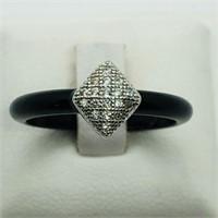 Cubic Zirconia  Ring (179 - CR95)   (D2)