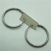 Silver  Earrings (184 - CR95)   (D2)