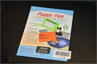 Puppy Pan - The Litter Pan for Dogs