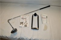 Medicus Dual Hinge Driver and Putter Trainer