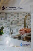 Water Express RO Alkaline Installation System