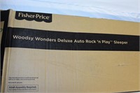 Fisher Price Deluxe Auto Rock'n Play Sleeper