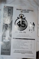 Little Partners Deluxe Learn & Play Art Center