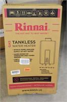 Rinnai Gas Tankless Water Heater