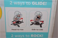 Fisher Price 4-in-1 Rock'n Glider Soother