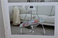 Ingenuity Simple Comfort Cradling Swing