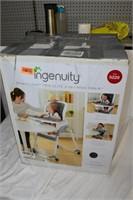 Ingenuity Smart Clean Trio Elite 3-in-1 High Chair