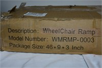 Woodmaya Wheel Chair Ramp