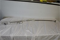 Moen 5' Fixed Curved Shower Rod