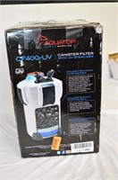 Aquatop Canister Filter with UV Sterilizer