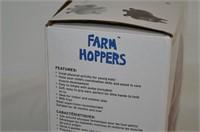 Farm Hopper Inflatable Bouncer - Dog