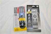 (2) Universal Remotes