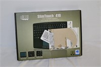 Slim Touch 410 Mini Touchpad Keyboard - USB