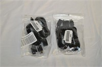 (2) Packs of Nintendo Super NES Extension Cables