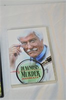 (2) DVD's - Diagnosis Murder 6,7,8 and Hallmark