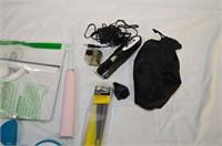 Box of Assorted Bath Accessories