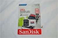 Sandisk Ultra 256GB Micro SDXC