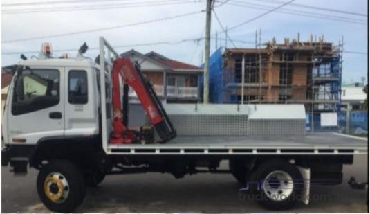 2005 Isuzu FTS 750 4x4 Trucks for Sale