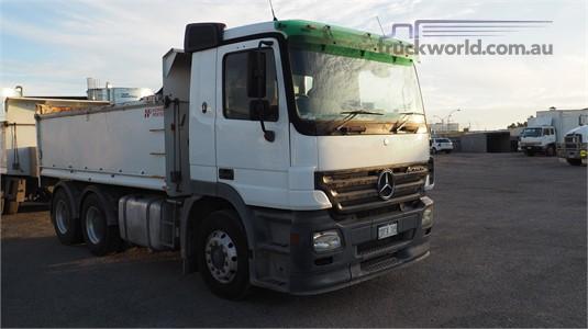 2004 Mercedes Benz Actros 2644 - Trucks for Sale