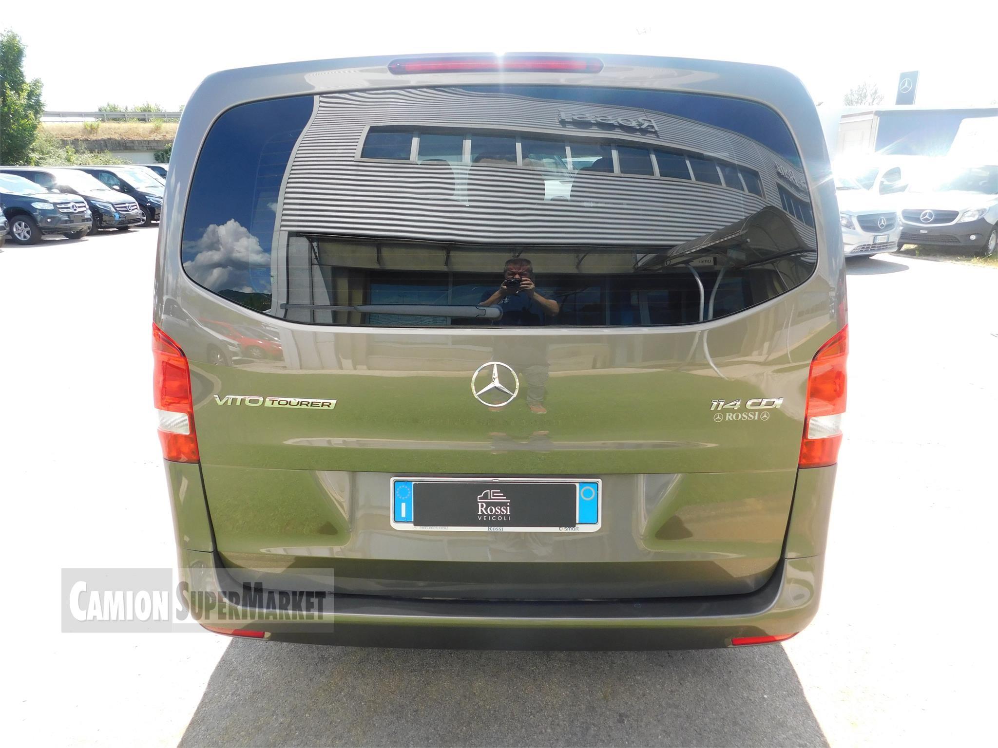 Mercedes-Benz VITO 114 Uzywany 2015