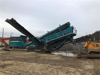 POWERSCREEN CHIEFTAIN For Sale - 133 Listings