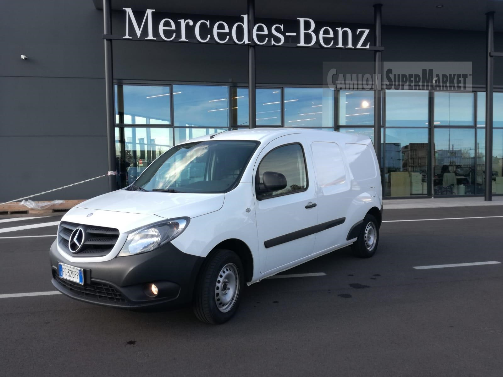 Mercedes-Benz CITAN 109 Usato 2016