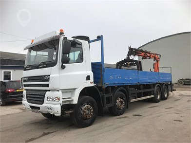 575ea839a1 Used DAF CF85 Trucks for sale in Ireland - 252 Listings