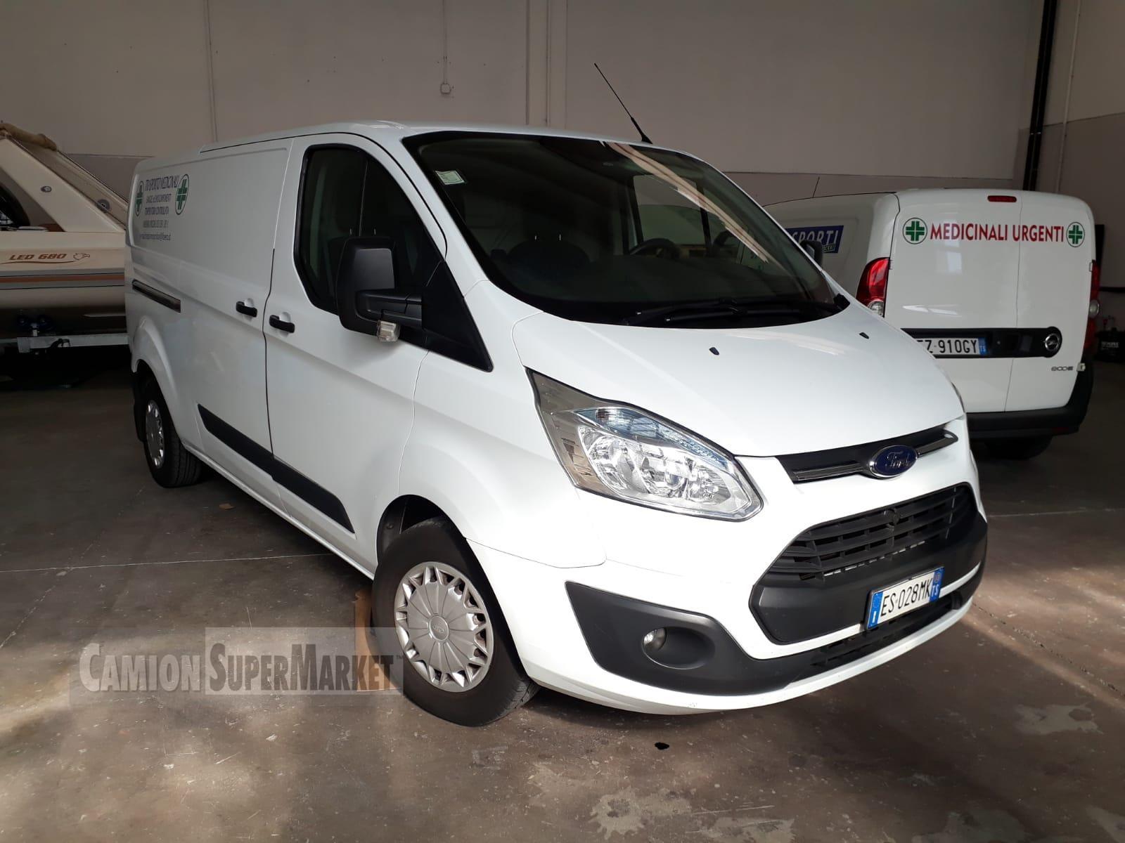 Ford TRANSIT Usato 2013