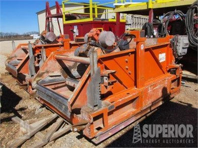 Mi Swaco Drilling Equipment Oilfield Equipment Auction