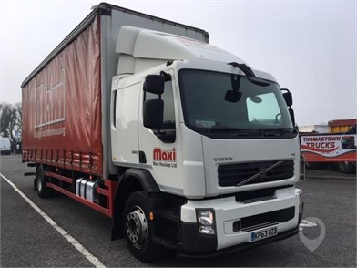 c576ca2dcb Used VOLVO FE Trucks for sale in Ireland - 46 Listings