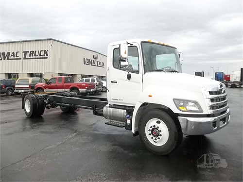Hino Trucks For Sale By VoMac Truck Sales - New Haven - 4