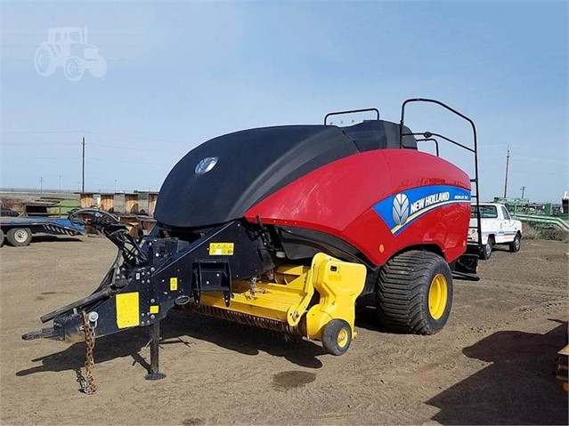 2019 new holland big baler 340r
