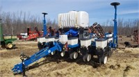 Estate of Charlie Redinger Machinery Auction