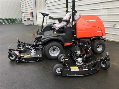 JACOBSEN Riding Lawn Mowers For Sale - 35 Listings | MarketBook co